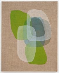 O.T. 2002 Acryl, Leinen 50 x 40 cm