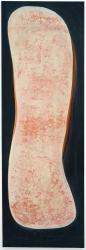 Katzenzunge blass - Acryl, Leinen 150 x 50 cm
