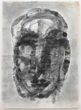 O.T. 1994 Tusche, Papier